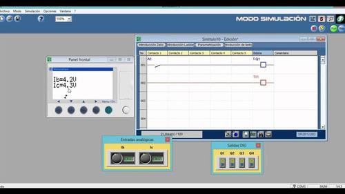 curso de automatización y control industrial + certificado