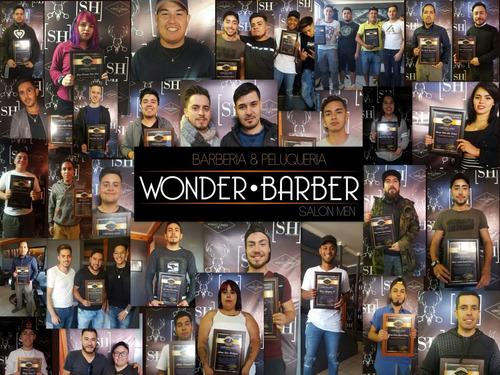 curso de barbería clases de barbería