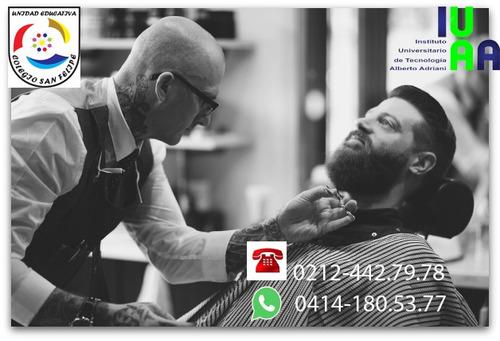 curso de barbería intensivo para principiantes
