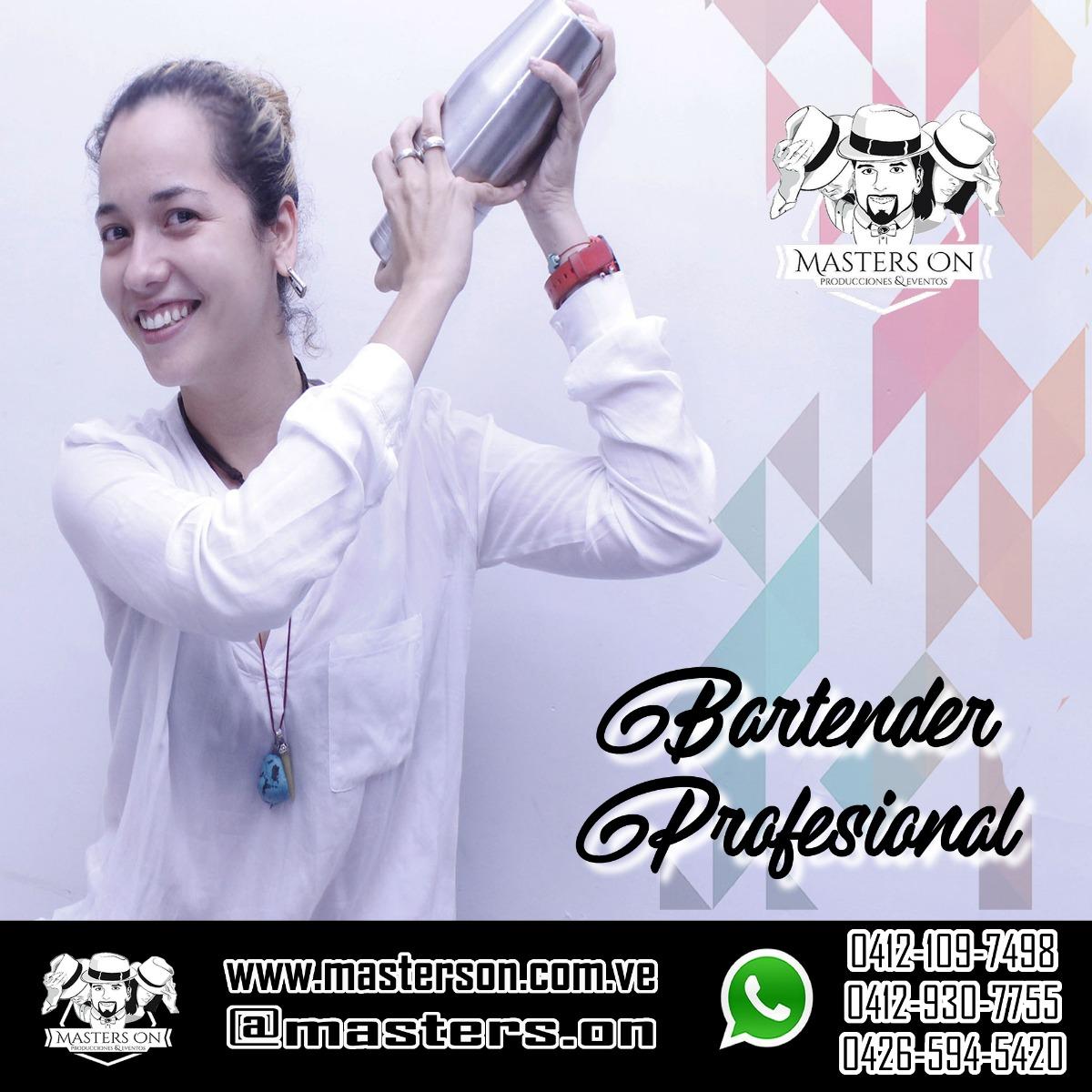 1d2fc91af663 Curso Bartender - Servicios en Mercado Libre Venezuela
