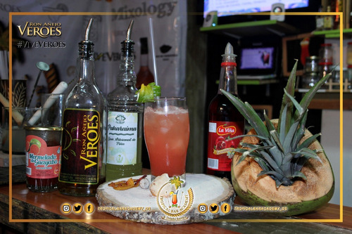 curso de bartender, coctelería