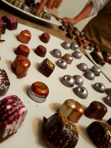 curso de  bobonería y chocolatería