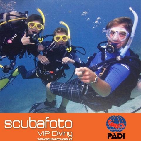 curso de buceo  (1 dia) discovery scuba diving - try scuba