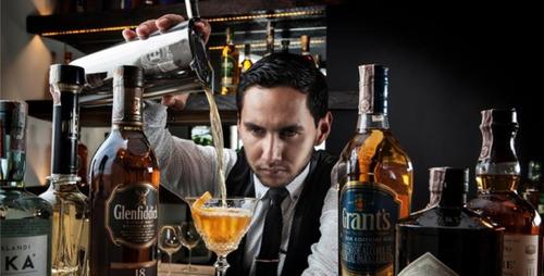 curso de camarero y bartender profesional