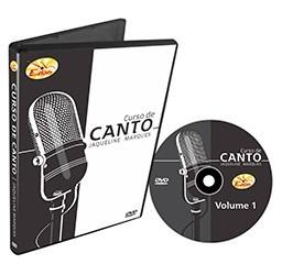 curso de canto em dvd - volume 1 - edon