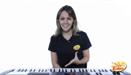 curso de canto em dvd - volume 4 - edon