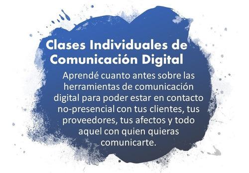curso de conexión - clases de comunicación digital