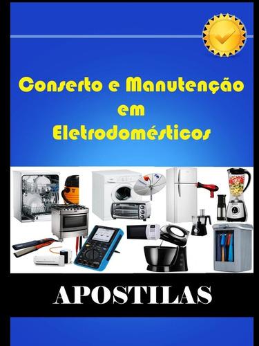curso de conserto de eletrodomesticos