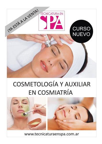 curso de cosmetologia e-book