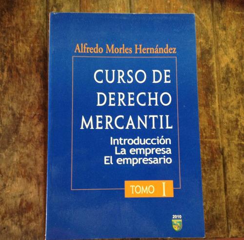 curso de derecho mercantil tomo i