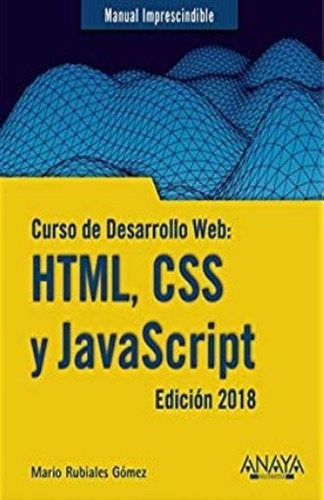 curso de desarrollo web html css javascript 2019