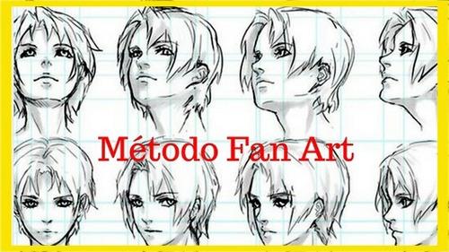 curso de desenho - método fan art 2.0