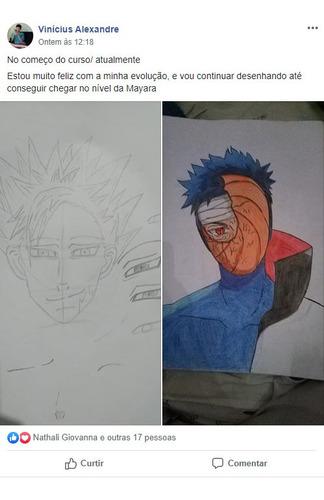 curso de desenho método fan arte 2.0