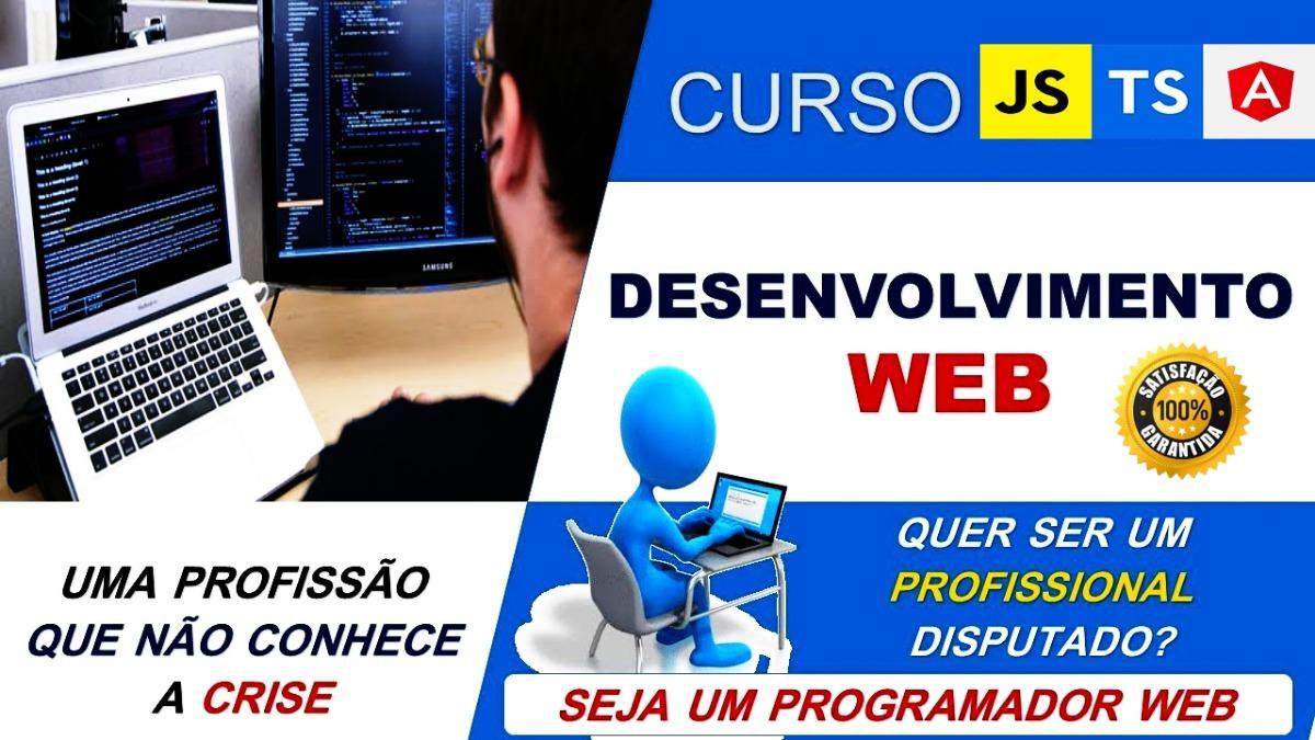 Curso De Desenvolvimento Web Com Es6, Typescript E Angular