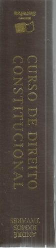 curso de direito constitucional / andré ramos tavares