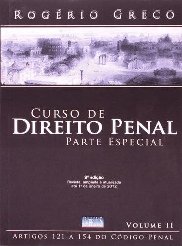 curso de direito penal - parte especial vol. ii - 9ª edição