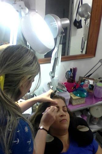 curso de diseño de cejas perfectas con depilaciones de cejas