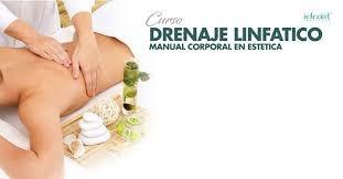 curso de drenaje linfático/ bambuterapia  300.00 bss