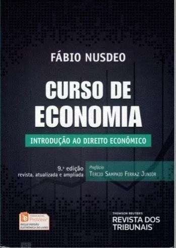 curso de economia - fabio nusdeo