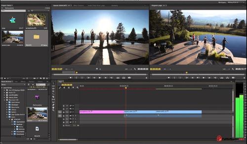curso de edição de vídeo adobe premiere. básico e avançado