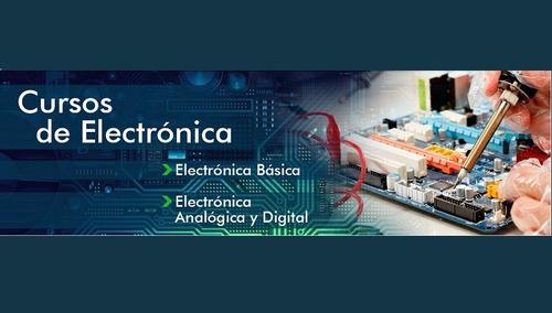 curso de electronica intensivo
