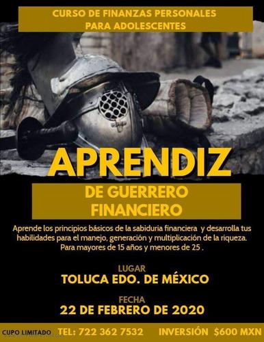 curso de finanzas personales para adolescentes