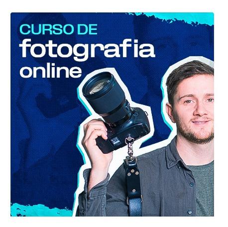 curso de fotografia com certificado .