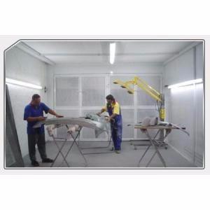 curso de funilaria e pintura automotiva - 4 dvds - 10 horas