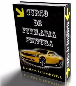 curso de funilaria e pintura automotiva ( digital e-books )