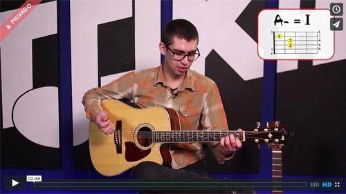 curso de guitarra online (pruébalo gratis!)