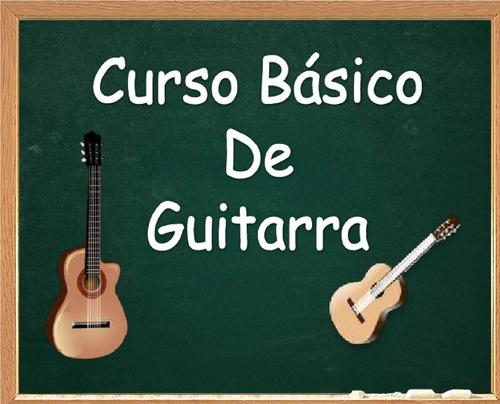 curso de guitarra para principiantes en formato pdf