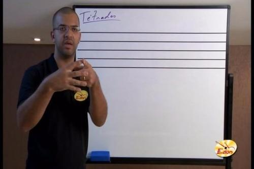 curso de harmonia funcional em dvd - volume 8 - edon