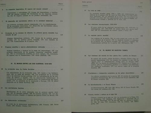 curso de historia del mundo contemporáneo - gomez navarro