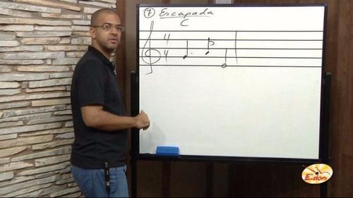 curso de improvisação em dvd - volume 2 - edon