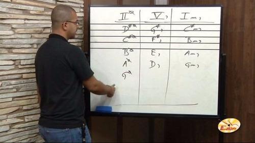 curso de improvisação em dvd - volume 8 - edon