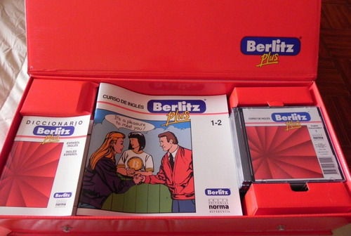 curso de ingles berlitz plus
