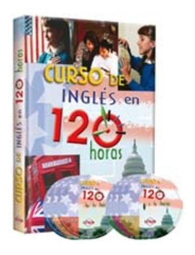 curso de ingles en 120 horas + 3 cd + 3 dvd - lexus