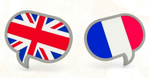 curso de inglés o francés, desde el nivel a1 hasta el b2
