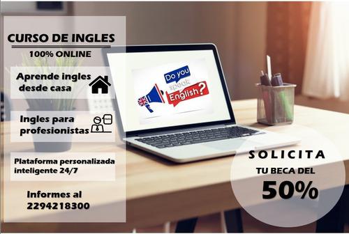 curso de ingles online conversacional y garantizado