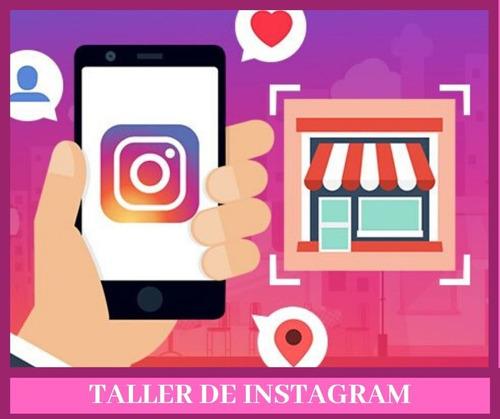 curso de instagram o facebook para tu negocio