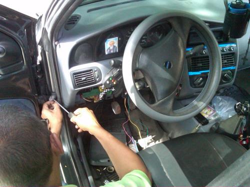 curso de instalacion de gps y transceiver automotriz 250 mil