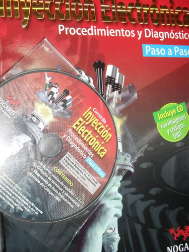 curso de inyeccion electronica   paso a paso   1 vol. +  cd