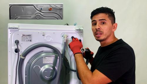curso de lavarropas , básico a nivel profecional
