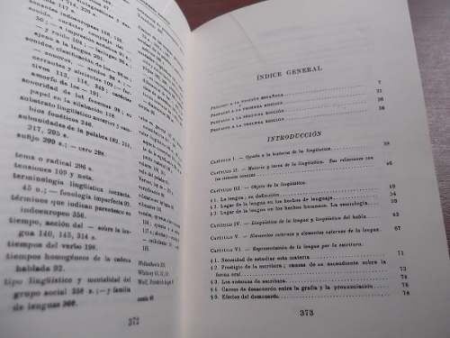curso de linguistica general ferdinand de saussure losada