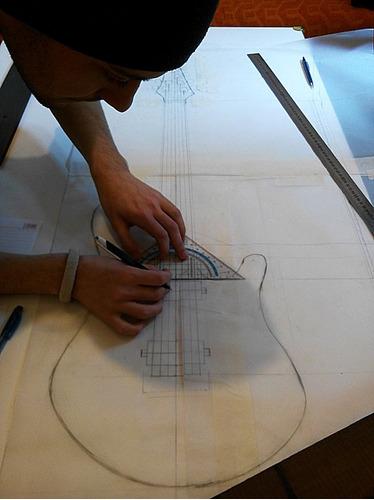 curso de luthería. martin lopez luthier