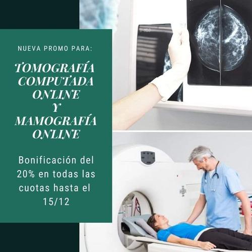 curso de mamografía online