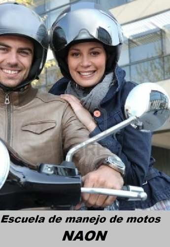 curso de manejo de moto clase instructor  a21 a22 a3 scooter