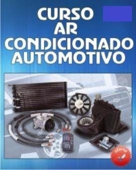 curso de manutenção de ar condicionado automotivo - senai