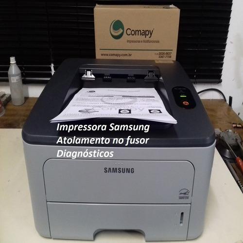 curso de manutenção de impressoras laser