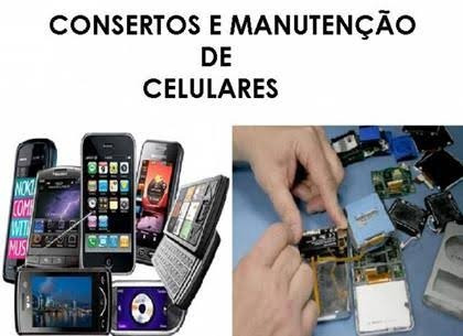 curso de manutenção e assistência para celulares